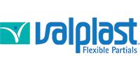 Valplast flexible partial dentures logo